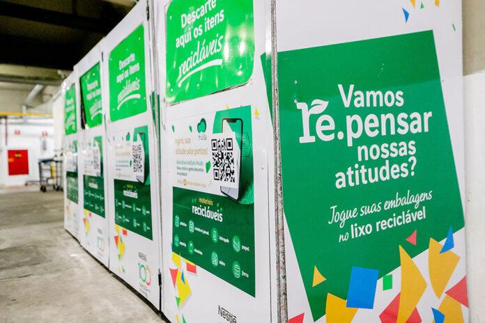 reciclagem condomínios projeto
