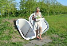 Geladeira subterrânea usa isolamento do solo para manter alimentos