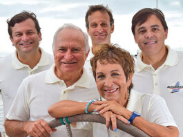 Família Schurmann Voz dos Oceanos