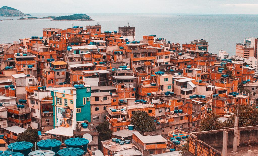 arquitetura cidades favela