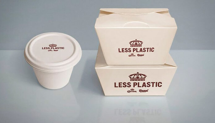 delivery sustentável