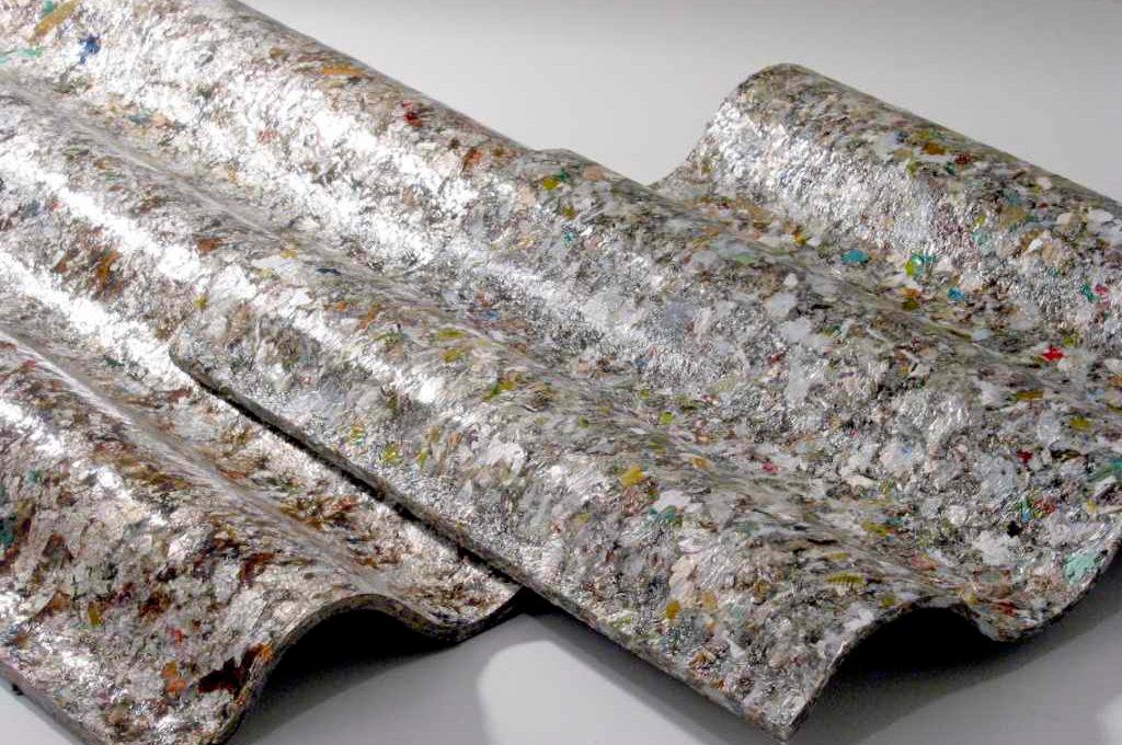 reciclagem longa vida telhas