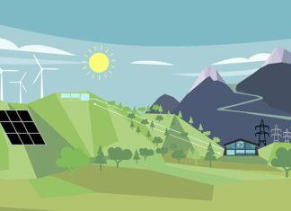 Startup quer transformar colinas do Reino Unido em grandes baterias