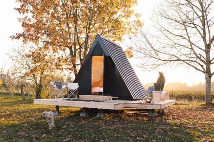 cabana portatil