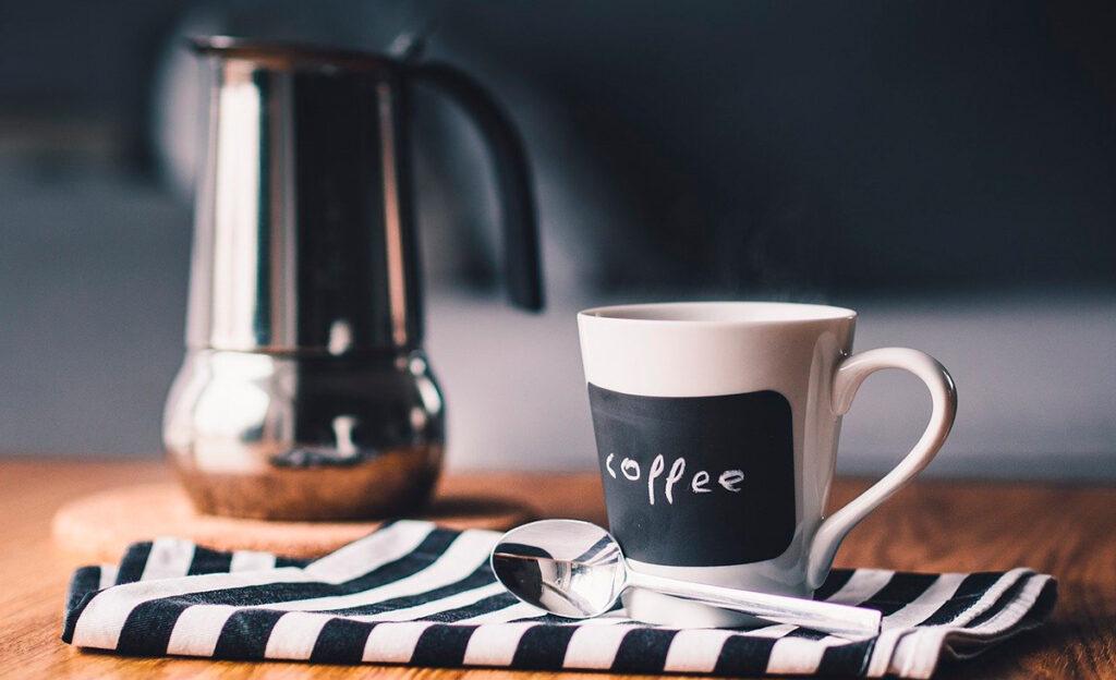 café benefícios