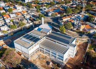 escola Jundiaí energia solar