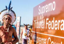 indígenas marco temporal