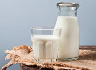 leite de inhame