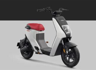 scooter elétrica Honda