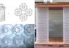Garrafas são projetadas para reuso em construções resilientes