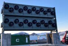 Máquina que suga CO2 e transforma em rocha começa a funcionar na Islândia