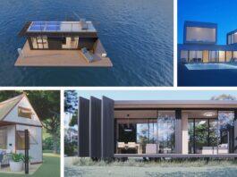 habitação modular