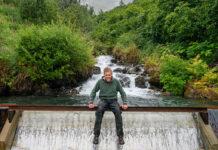 mini hidroelétrica