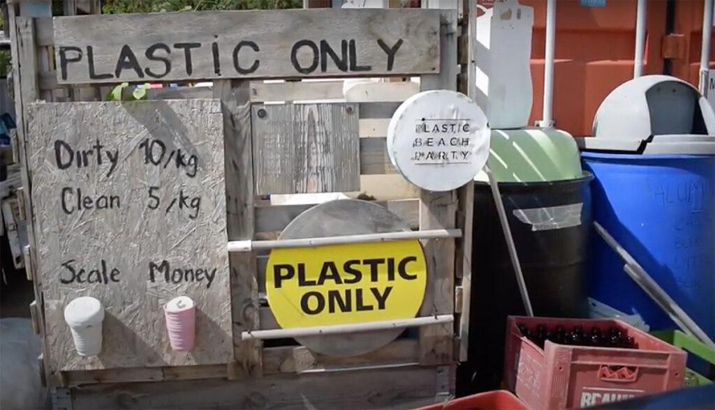 reciclagem Aruba