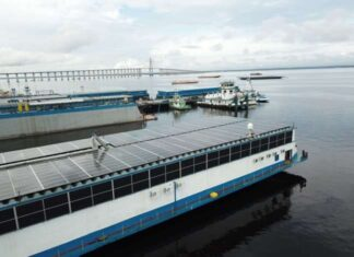 Brasil terá primeira fábrica flutuante movida a energia solar do mundo