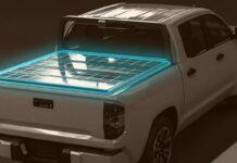 Empresa cria sistema de painéis solares para caminhonetes