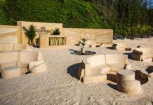 bar de areia Floripa